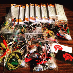 Electronic workshop kits