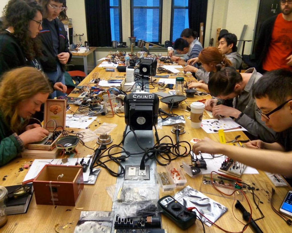SAIC Electronics Workshop